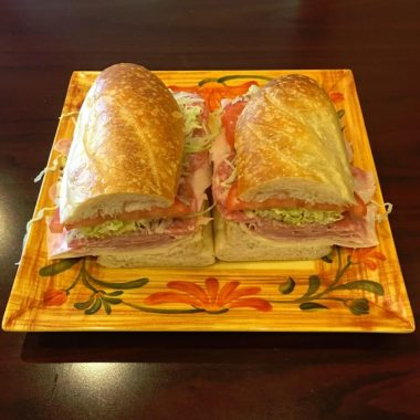 Baco's Gourmet Pizza - sandwiches